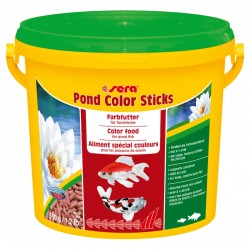 sera pond color sticks 3800 ml