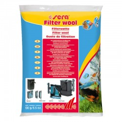 sera filtrační vata bílá 100 g
