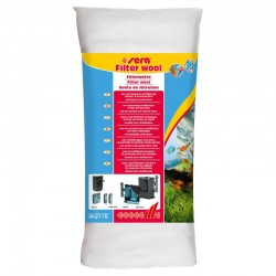 sera filtrační vata bílá 500 g