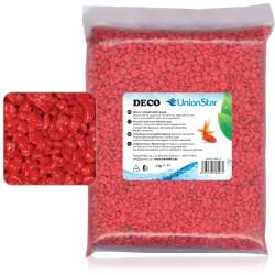 Akvarijní písek červený 2kg DECO