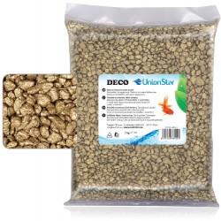 Akvarijní písek zlatý 2kg DECO