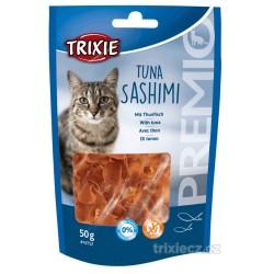 PREMIO Tuna Sashimi - jemné plátky s tuňákem, 50g