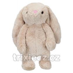 Plyšový králík s dlouhýma ušima 38 cm