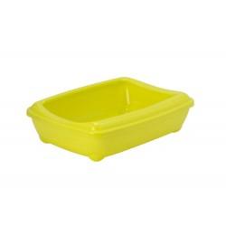 WC ARIST-O-CAT 50cm s okr./žlutá