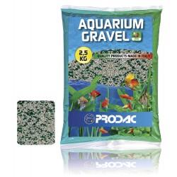 Prodac Fine sand white/green, 2,5kg
