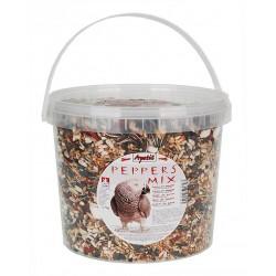 Apetit Peppers mix, kbelík 1,7kg