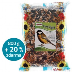 Apetit směs pro venkovní ptactvo 800g+20%