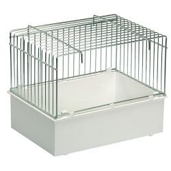 Bazén pro exoty externí, plast + kov
