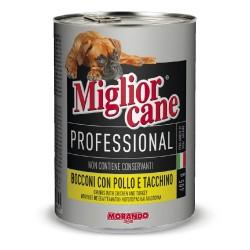 Mig.Prof.kuřecí a krůtí 405g - pes