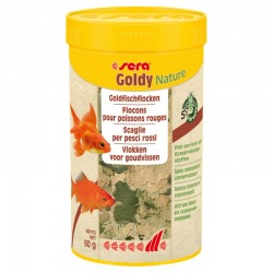 sera Goldy Nature 250 ml (45331)